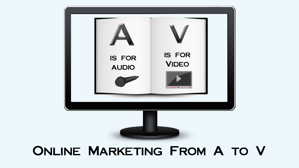 Online Marketing A to V