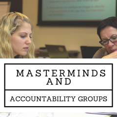 masterminds and accountability groups