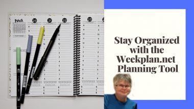 weekplan.net planning tool-youtube