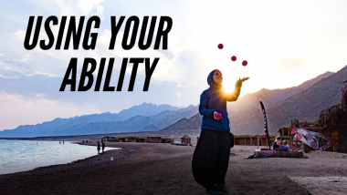 using your ability