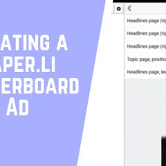 paper.li leaderboard ad