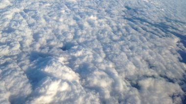 Clouds During My Flight