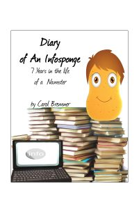 Diary of an Infosponge book
