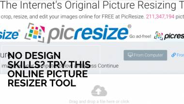 online picture resize tool