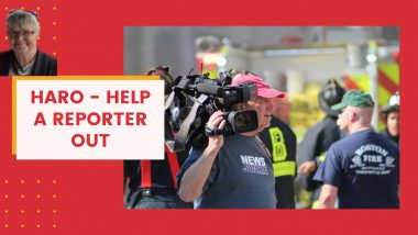 HARO-Help a Reporter Out