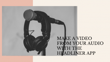 headliner app video
